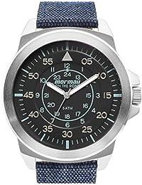 Relógio Masculino Mormaii Mo2035ig/3k - Prata