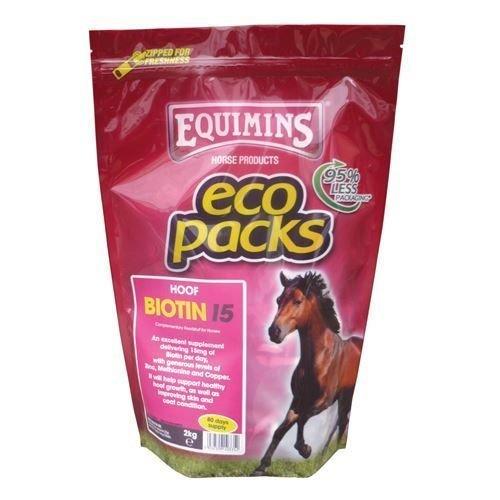 Equimins Biotin Eco Pack Horse Hoof Supplement, 2 kg