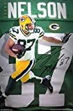 Green Bay Packers - J Nelson 14 Poster 22 x 34in
