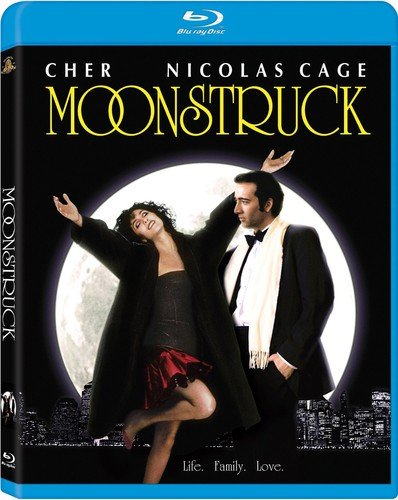 Blu-ray : Moonstruck (Pan & Scan)
