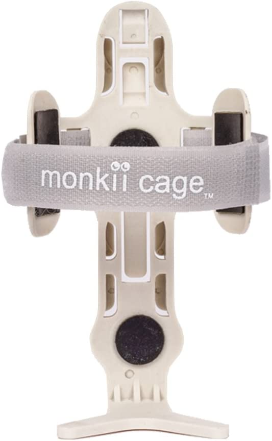 DOM Monkii Cage L – Water Bottle Cage, Speaker Holder for Bicycle, Lightweight Size-Adjustable