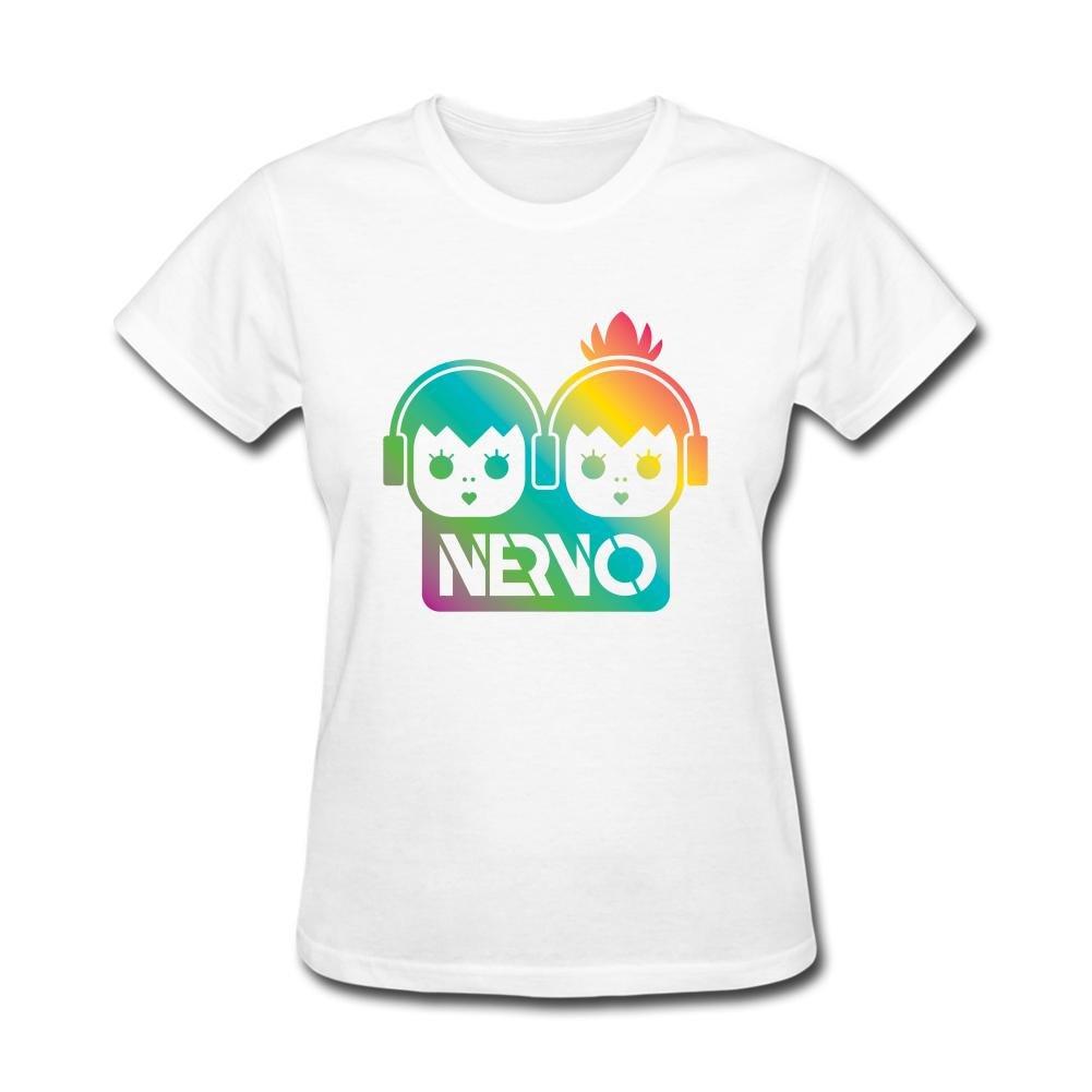 Nervo Logo T Shirt X 7529