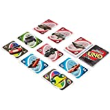 Uno Fast & Furious Card Game
