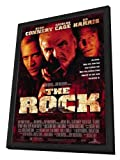 The Rock - 27 x 40 Framed Movie Poster
