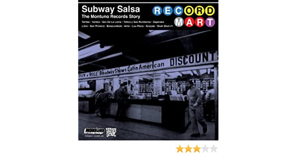 Subway Salsa: The Montuno Records Story by Various artists on Amazon Music - Amazon.com