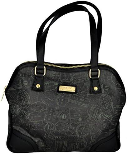 ALVIERO MARTINI Borsa Spalla Donna Piccola Nero Small Bag Woman Black