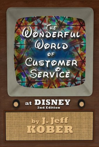 The Wonderful Superb of Customer Service at Disney