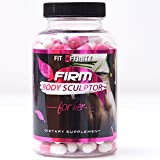 FIT AFFINITY: Firm Body Sculptor For Her - Made For Women • All Natural Ingredients • Garcinia Cambogia • CLA • Green Tea Leaf Extract - Weight Loss Supplement (90 Capsules) offers