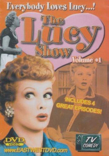 lucy show season 1 - 9