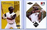 "ANDREW McCUTCHEN 2005 JUST MINORS ""2"" CARD ROOKIE CARD LOT! PITTSBURGH PIRATES 2013 N.L. MVP!"