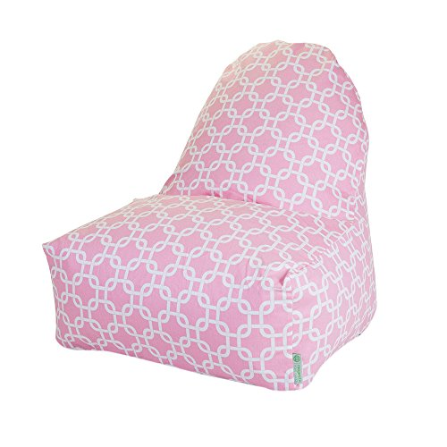 Majestic Home Goods Links Kick-It Chair, Soft ()