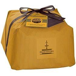 Fiasconaro Mediterraneo Panettone With Pineapple, Apricot, and Pistachio, 2.2 Pound (1000 Gram)