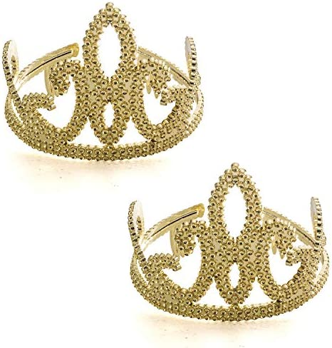 Costume accessories by Royal King Crowns and Princess Tiara King Crown and scepter Tigerdoe King Crown