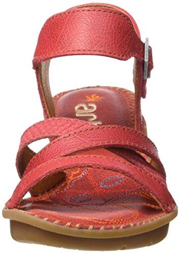 Carmin 450 Venice Vestir Mujer Rojo de Art Rojo Zapatos vRZx8W8