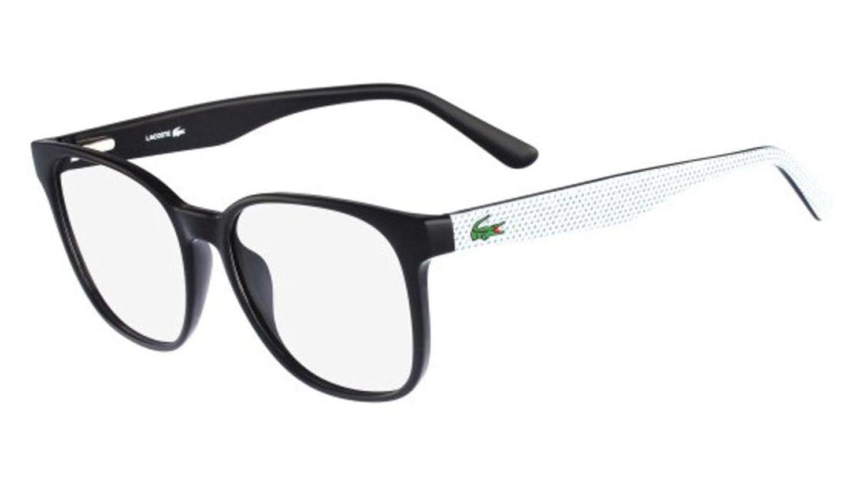 52a2b782a Lacoste L2744 Eyeglasses 001 Black 52-16-145: Amazon.co.uk: Health &  Personal Care