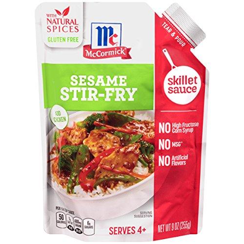 McCormick Sesame Chicken Skillet Sauce