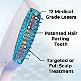 HairMax Laser Hair Growth Comb Ultima 12 Classic
