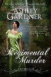 A Regimental Murder by Jennifer Ashley front cover
