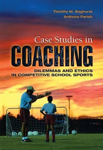 Case Studies In Coaching      (Pb)