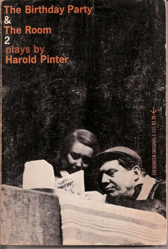 Explain the Theatre of Absurd and how Harold Pinter relates to this movement in theatre.