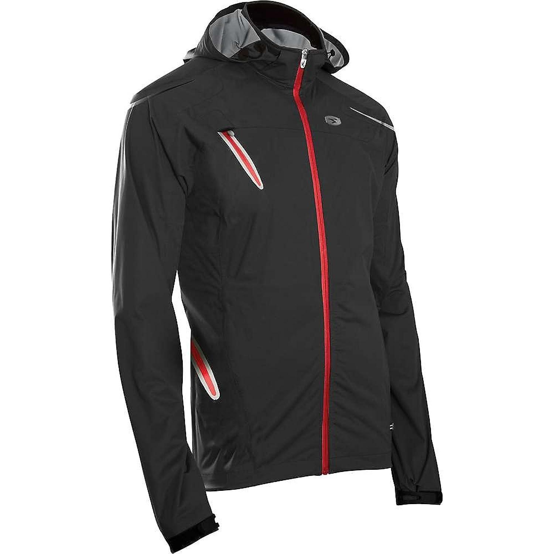 スゴイ アウター ジャケットブルゾン Sugoi Men's RSX Neoshell Jacket Black q4c [並行輸入品] B077TLBQFP Medium