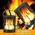 Ollivage Solar Lantern Torches Lights