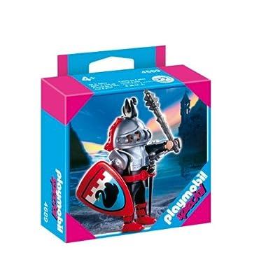 Playmobil - 4689 - Jeu de construction - Chevalier du cygne noir