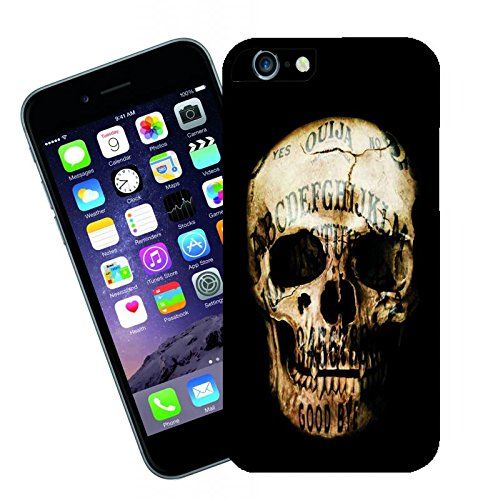 Ouija Skull - This cover will fit Apple model iPhone 7 (not 7 plus) - By Eclipse Gift Ideas