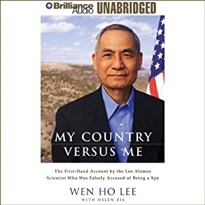 My Country Versus Me Audiobook