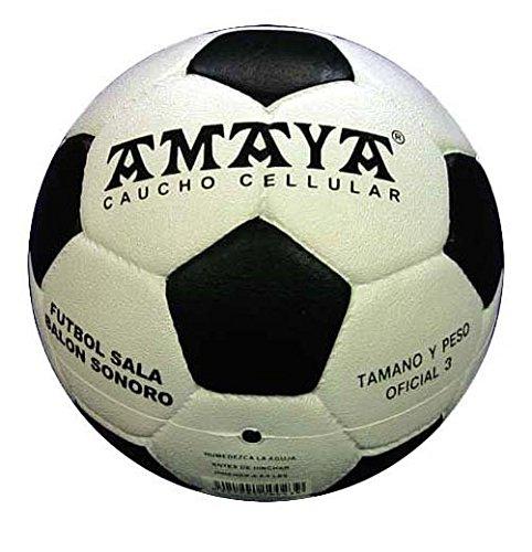 Gui-An - Balon Sonoro Futbol Sala: Amazon.es: Deportes y aire libre
