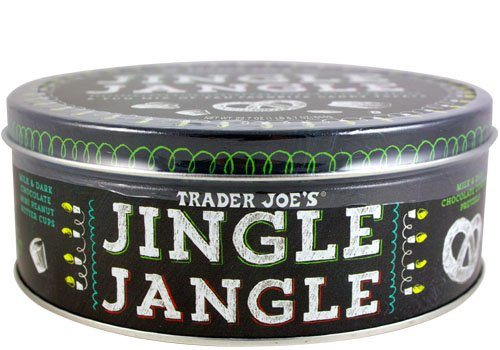 Trader Joe's Jingle Jangle Candy Treats 22.7 oz. (Trader Joes Coffee Candy)
