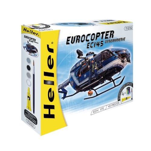 Heller - 50378 - Maquette - Eurocopter EC 145 Gendarmerie - Echelle 1:72