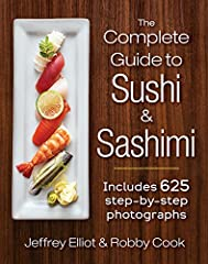 These easy-to-follow recipes come from two of the leading experts in North America, who explain everything there is to know about sushi and knives.         Sushi isn't tricky to make so long as you have the right utensils and instruct...
