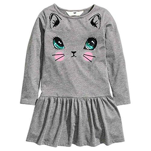 Buy cat jersey dress - 2