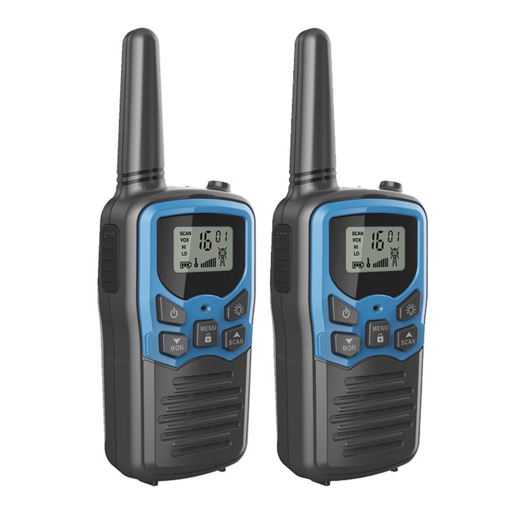 Banbu Kids walkie talkies, 22 Channel 2 Way Radio 3 Mile Long Range Kids Toys Best Gifts for Boy&Girls,Outdoor Adventure Game, 2Packs by Banbu (Image #1)