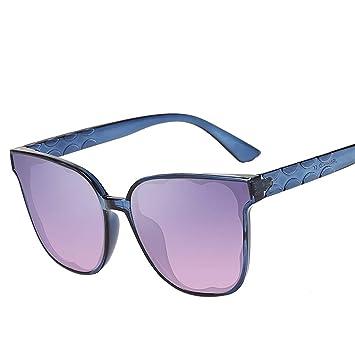 Chytaii.Gafas De Sol para Polarizadas Mujer Modernas Retra ...
