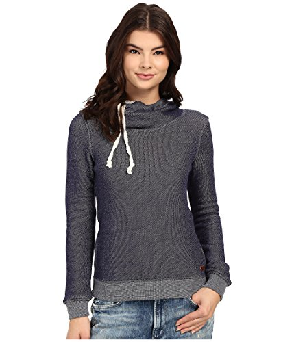 (Roxy Junior's Sharing Song Solid Hoodie, Eclipse, Medium)