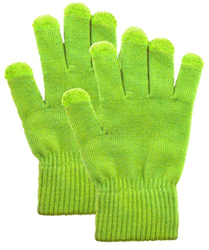 Simplicity Colored Knitted Touchscreen Sensitive