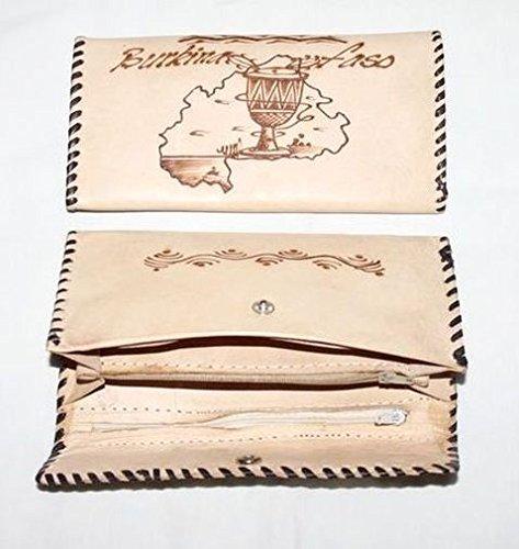 Afrika Art Decoration–Tür Blatt Leder, motfif Art afrikanischen 7459-l2C-2403