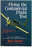 Flying the Commercial Flight Test, Ron Fowler, 0025403400