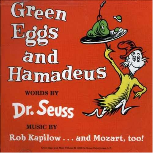 Green Eggs and Hamadeus by Vanguard Classics