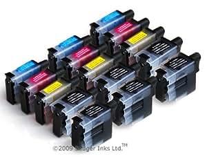 Brother MFC 820CW x15 cartuchos de tinta para impresora