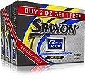 Srixon Q-Star Tour 3 Yellow Golf Balls
