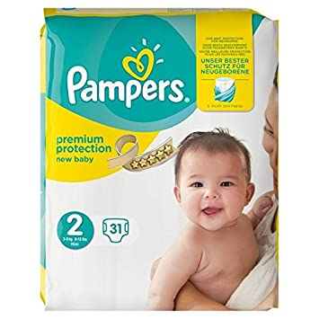 Mama Bear New Baby Size 1 Nappies Jumbo Pack of 96 Newborn Babies Monthly Saving