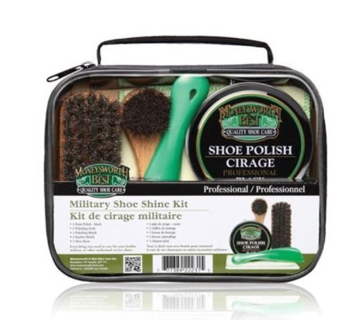 By Best Shoe Kit Shine Care Military Moneysworth amp; And PqZ6wP4