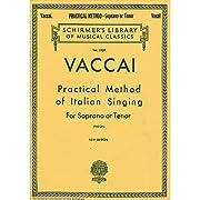 Nicola Vaccai: Practical Method Of Italian…