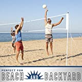 Franklin Sports Volleyball Set - Backyard