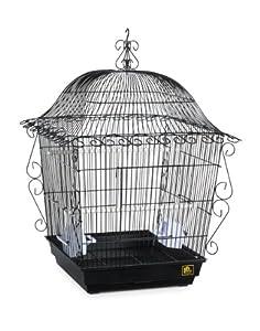 9. Prevue Jumbo Scrollwork Bird Cage