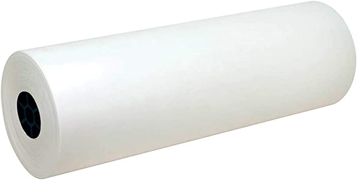 Pacon Easel Roll White 1 Roll 24-Inch x 200-Feet 4765