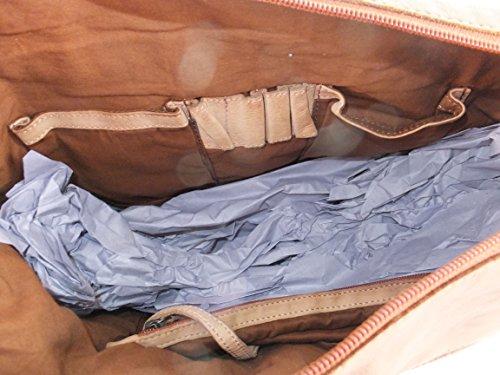 Voi Tasche braun A4 passend